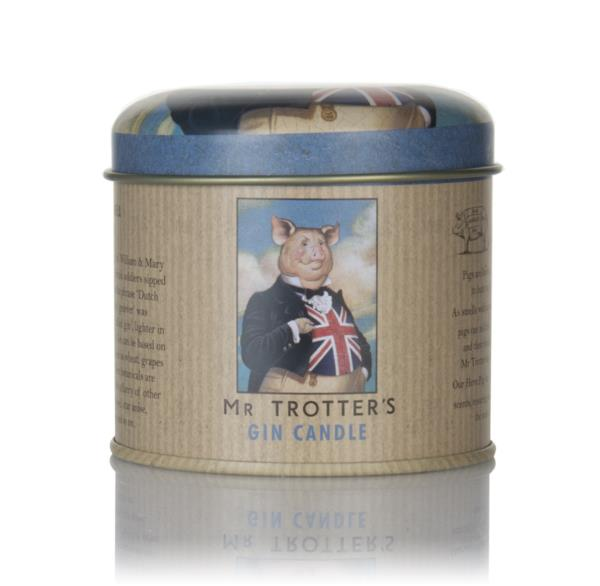 Mr Trotter's Gin Candle - Tin Accessories