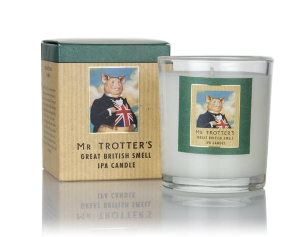Mr Trotter's IPA Candle - Glass Accessories