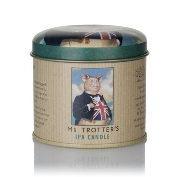 Mr Trotter's IPA Candle - Tin Accessories