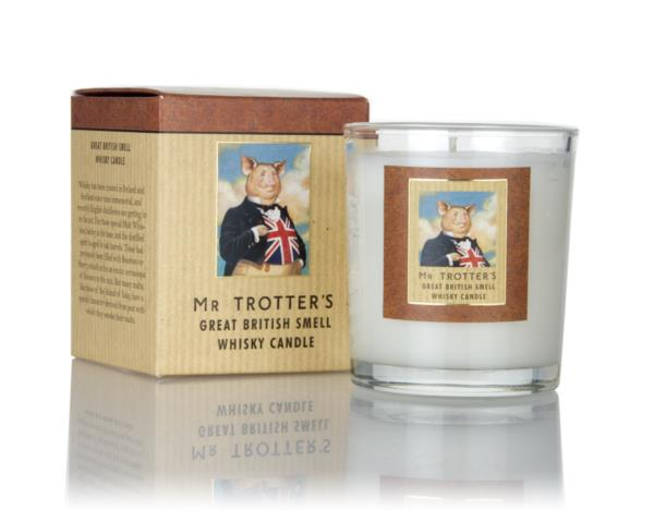 Mr Trotter's Whisky Candle - Glass Accessories