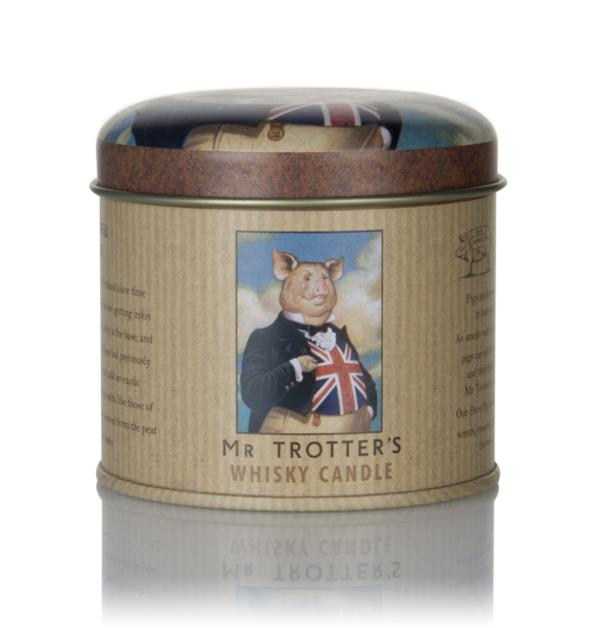 Mr Trotter's Whisky Candle - Tin Accessories