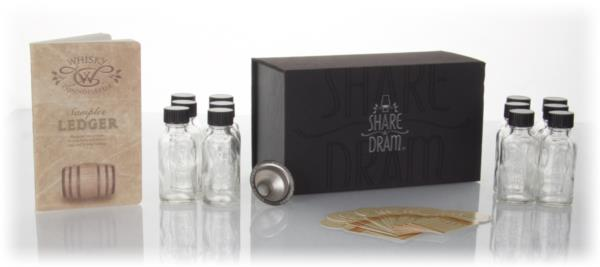Whisky Connoisseur Share-a-Dram Gift Box Accessories