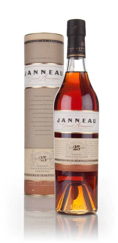 Janneau 25 Year Old Single Distillery Armagnac 3cl Sample Armagnac