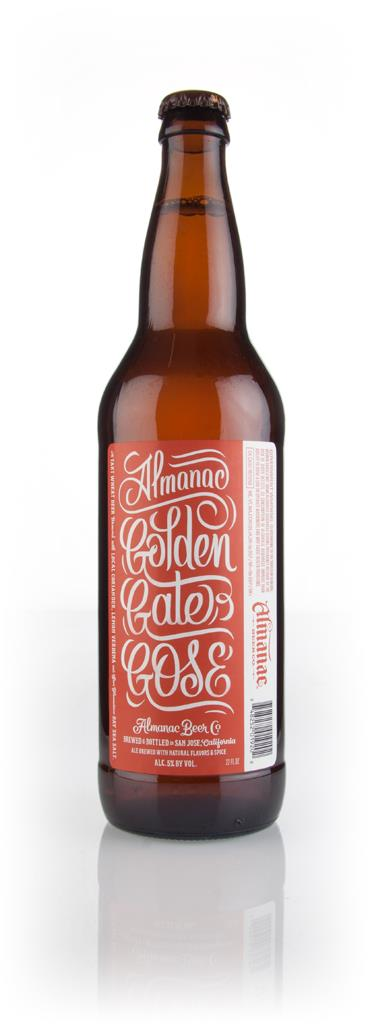 Almanac Golden Gate Gose Beer