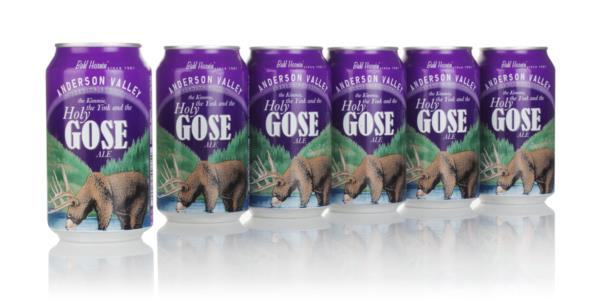 Anderson Valley The Kimmie, The Yink and the Holy Gose (6 x 355ml) Gose Beer