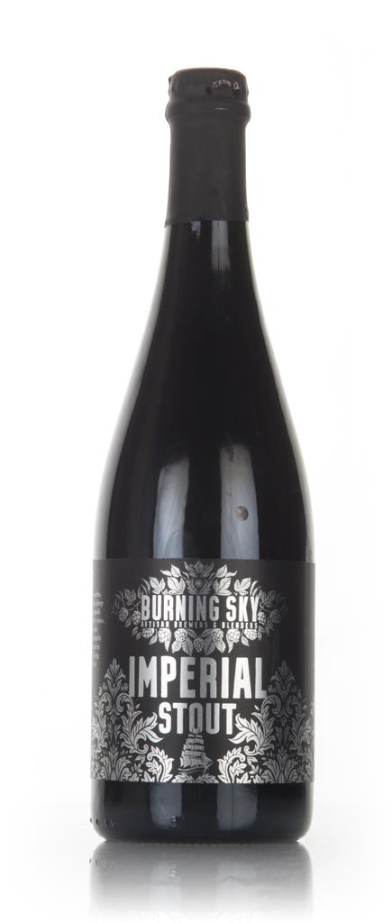 Burning Sky Imperial Stout Beer