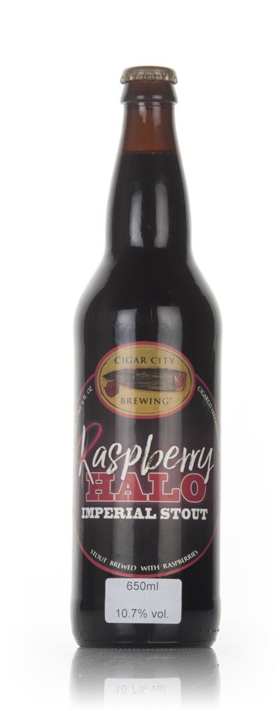 Cigar City Raspberry Halo Imperial Stout Beer