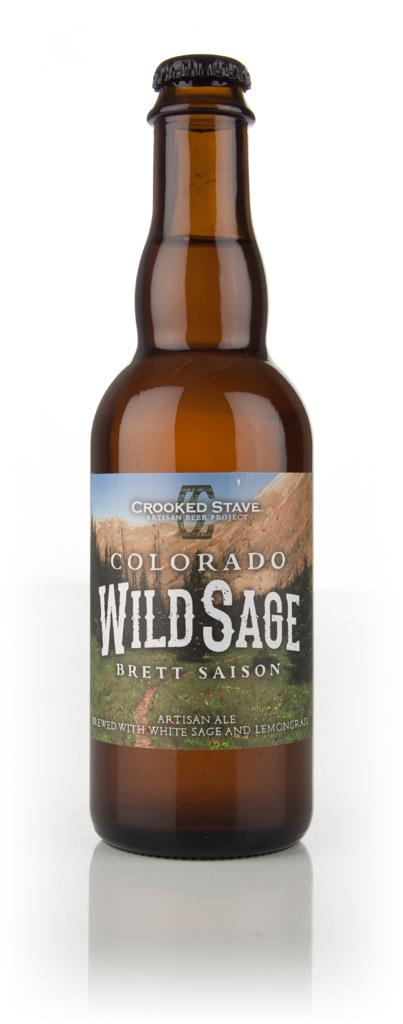 Crooked Stave Colorado Wild Sage Saison Beer