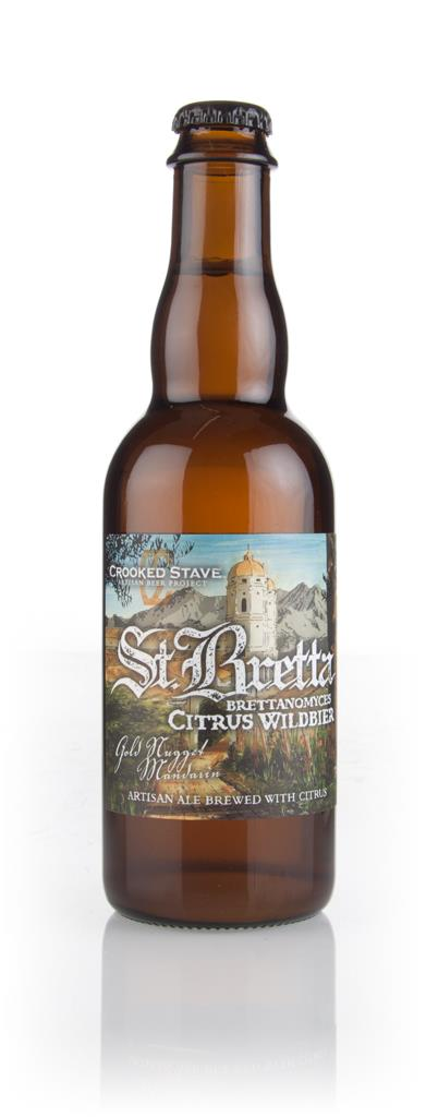 Crooked Stave St. Bretta Gold Nugget Mandarin Wheat / Wit / White Beer