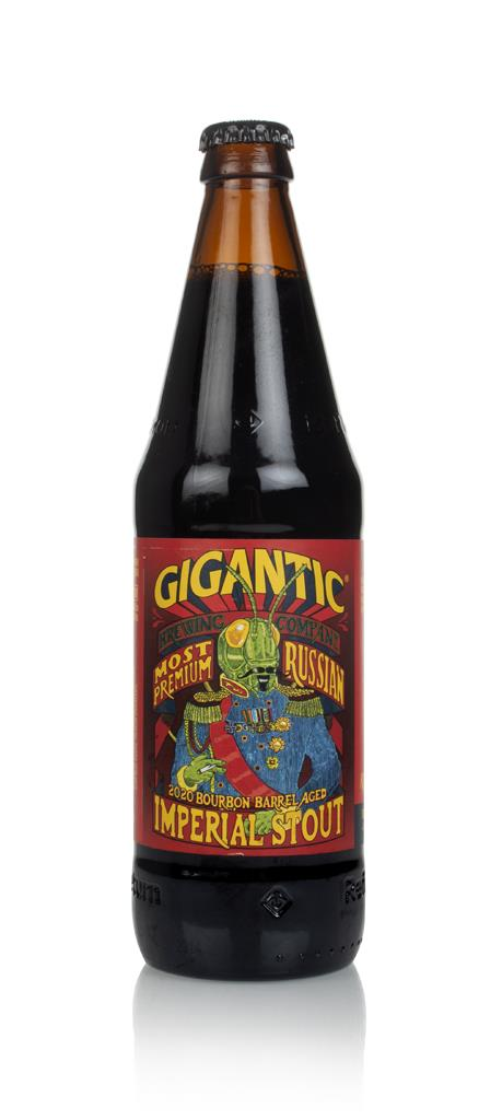Gigantic Most Premium Russian Imperial Stout 2020 Cask-Aged Beer