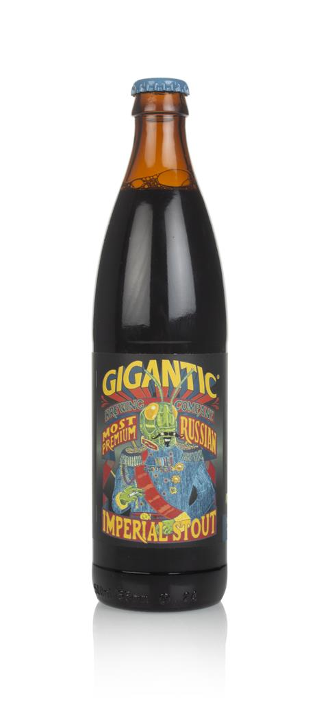 Gigantic Most Premium Russian Imperial Stout Beer