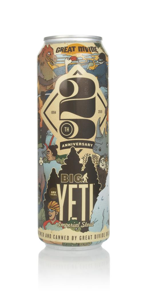 Great Divide Big Yeti Imperial Stout Beer