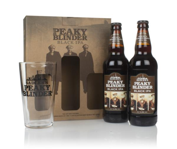 Peaky Blinder Black IPA Gift Pack with Glass IPA (India Pale Ale) Beer