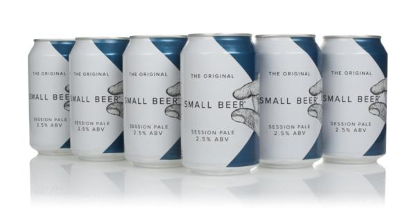 Small Beer Session Pale (6 x 330ml) Pale Ale Beer