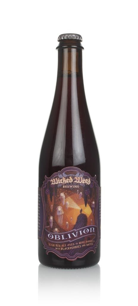 Wicked Weed Oblivion Sour / Lambic Beer