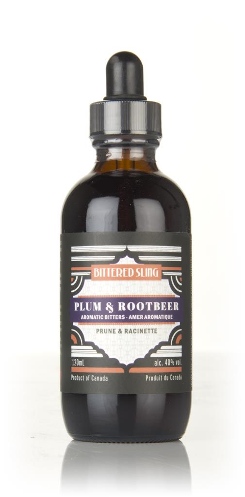 Bittered Sling Plum & Rootbeer Bitters