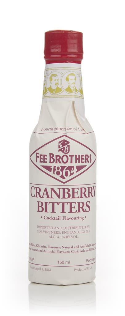 Fee Brothers Cranberry Bitters 15cl Bitters