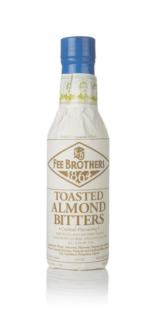 Fee Brothers Toasted Almond Bitters