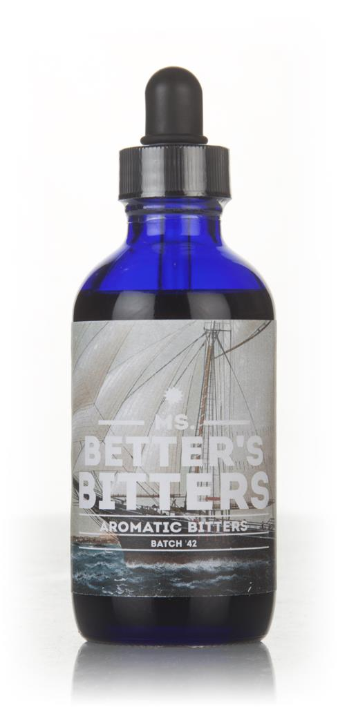 Ms. Better's Aromatic Bitters Batch 42 Bitters