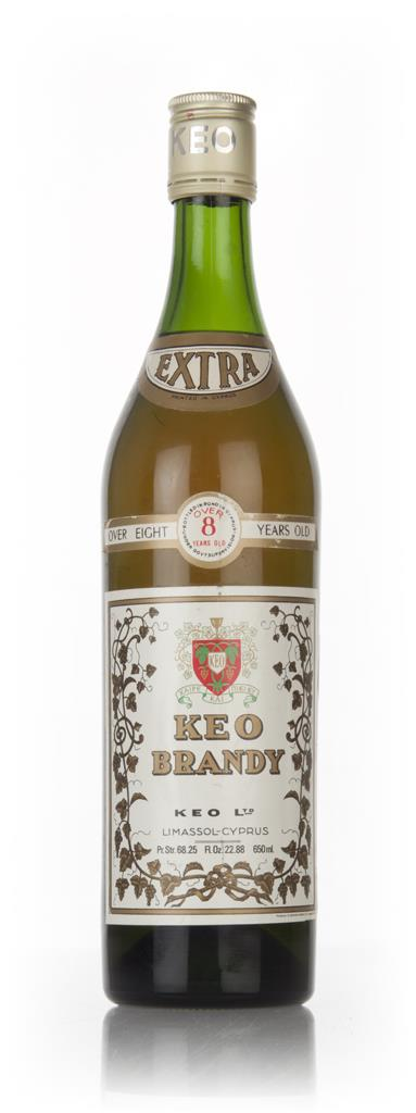 KEO Extra 8 Year Old - 1970s Brandy