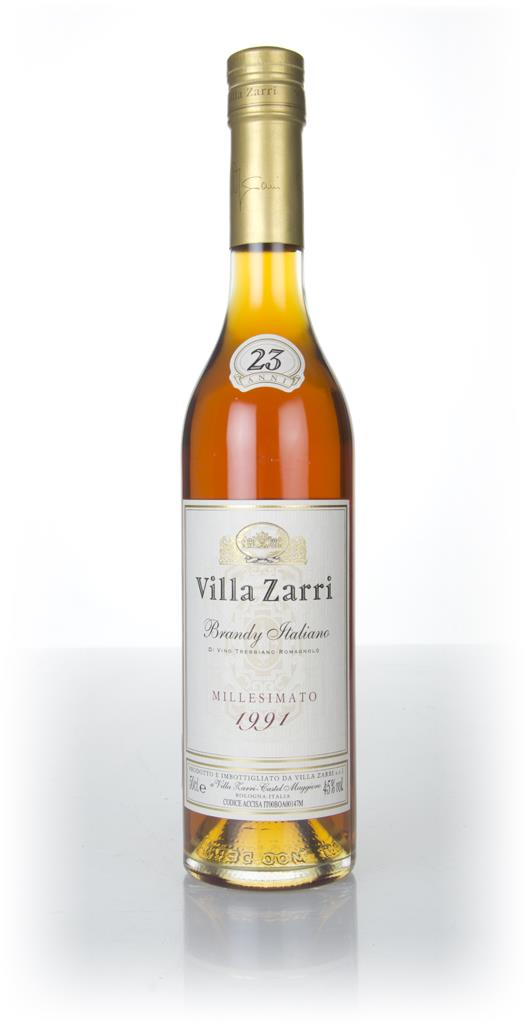 Villa Zarri 23 Year Old Brandy
