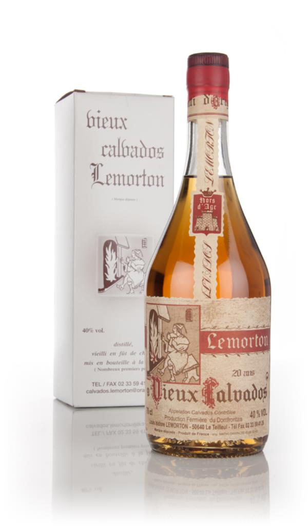 Lemorton 20 Year Old Vieux Calvados 3cl Sample Calvados