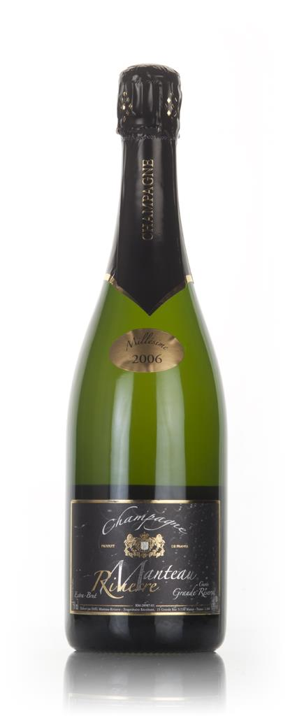 Manteau-Rivierre Champagne Millesime 2006 Vintage Champagne