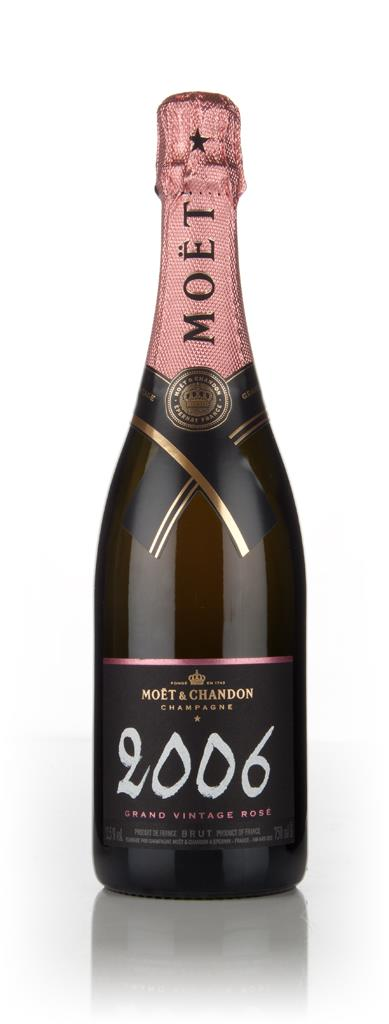 Moet & Chandon 2006 Grand Vintage Rose Champagne