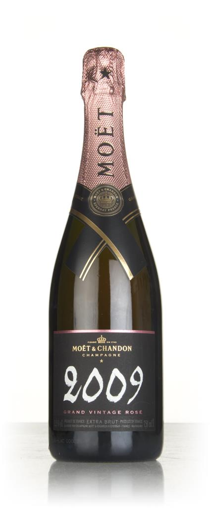 Moet & Chandon 2009 Grand Vintage Rose Champagne