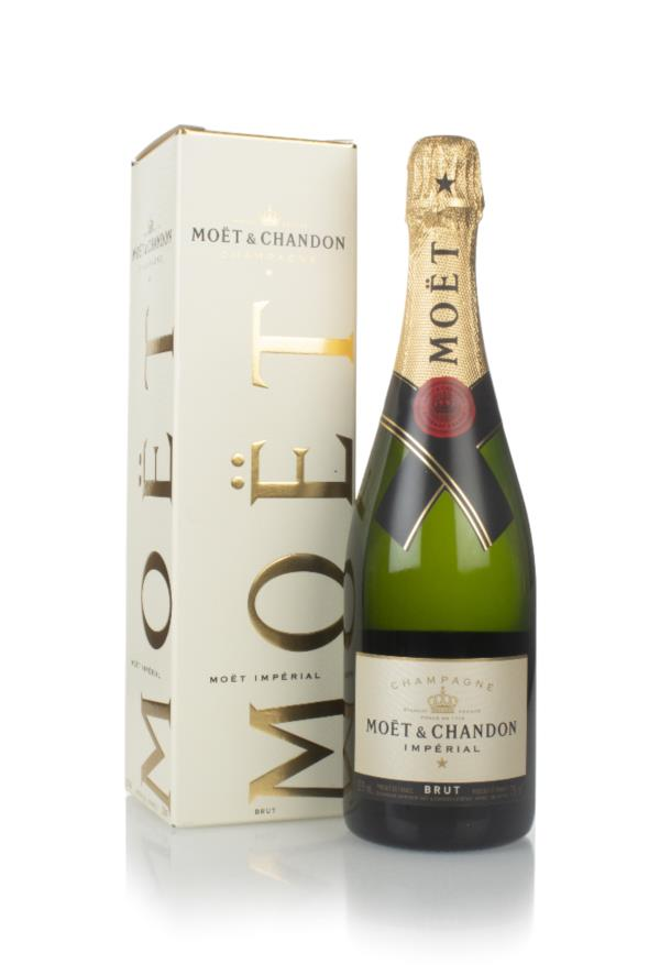 Moet & Chandon Brut Imperial (with Presentation Box) Non Vintage Champagne