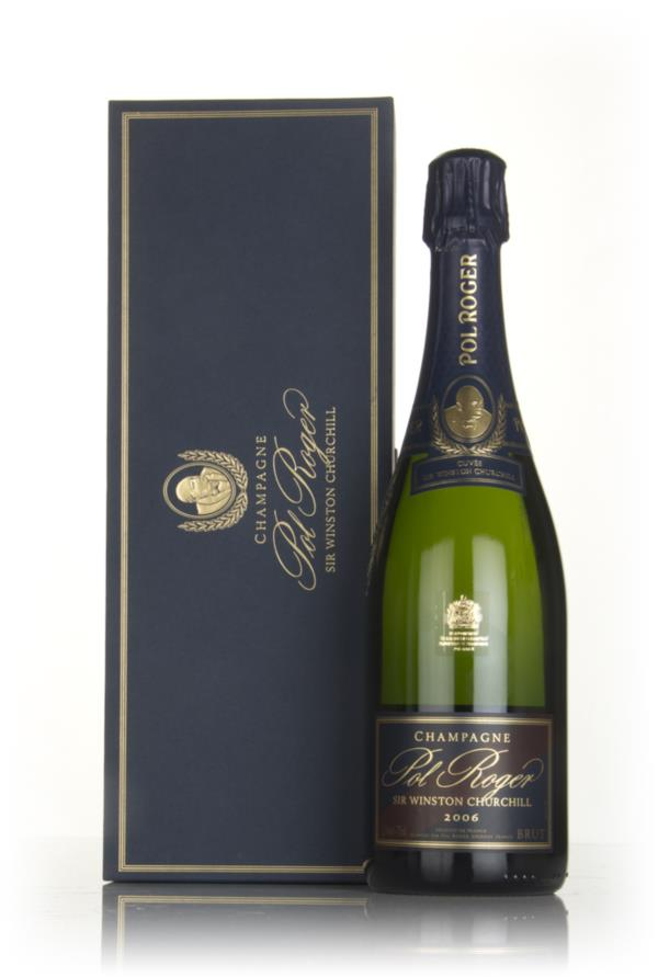 Pol Roger Cuvee Sir Winston Churchill 2006 Vintage Champagne