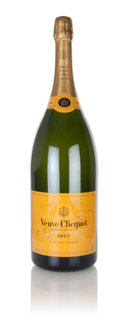 Veuve Clicquot Brut Yellow Label 6l Methuselah Non Vintage Champagne