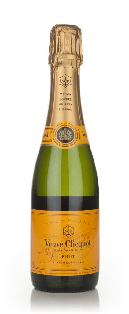 Veuve Clicquot Brut Yellow Label 37.5cl Non Vintage Champagne
