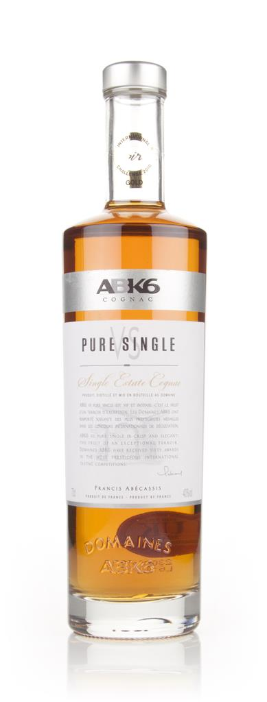ABK6 VS Pure Single VS Cognac