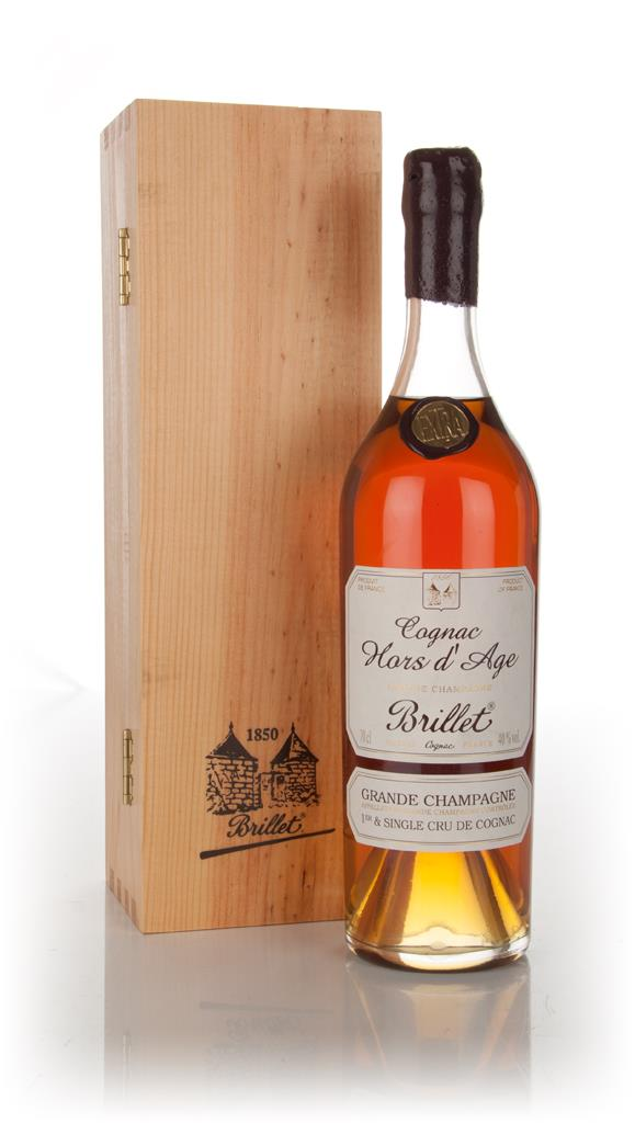 Brillet 30 Year Old Hors d'Age Grande Champagne Hors d'age Cognac