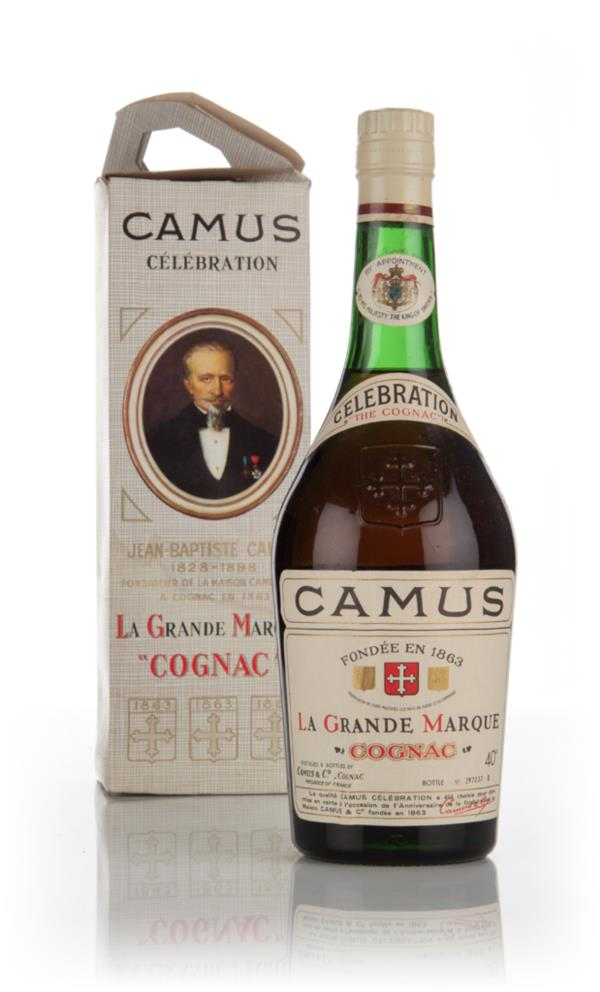 Camus Celebration - 1963 Cognac