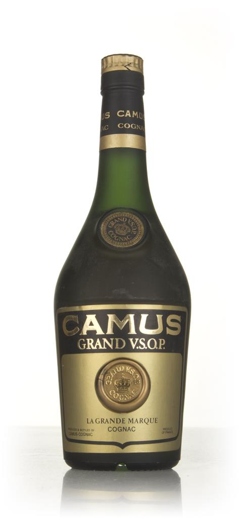 Camus Grand VSOP - 1980s 3cl Sample VSOP Cognac