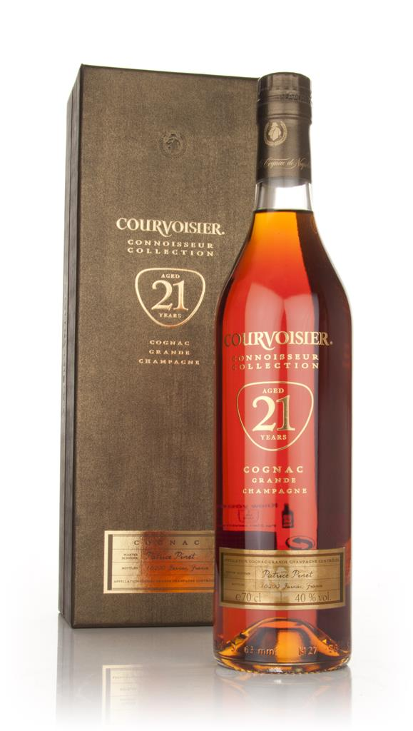 Courvoisier 21 Year Old 3cl Sample Hors dage Cognac