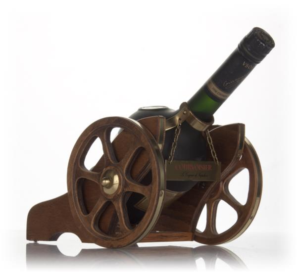 Courvoisier VSOP with Cannon Mount - 1980s VSOP Cognac