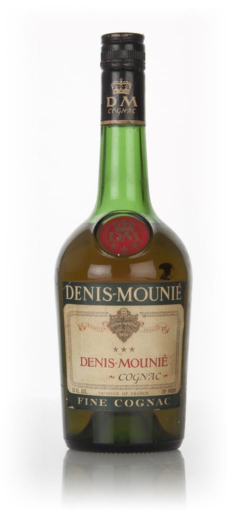 Denis Mounie Cognac 3* - 1960s VS Cognac