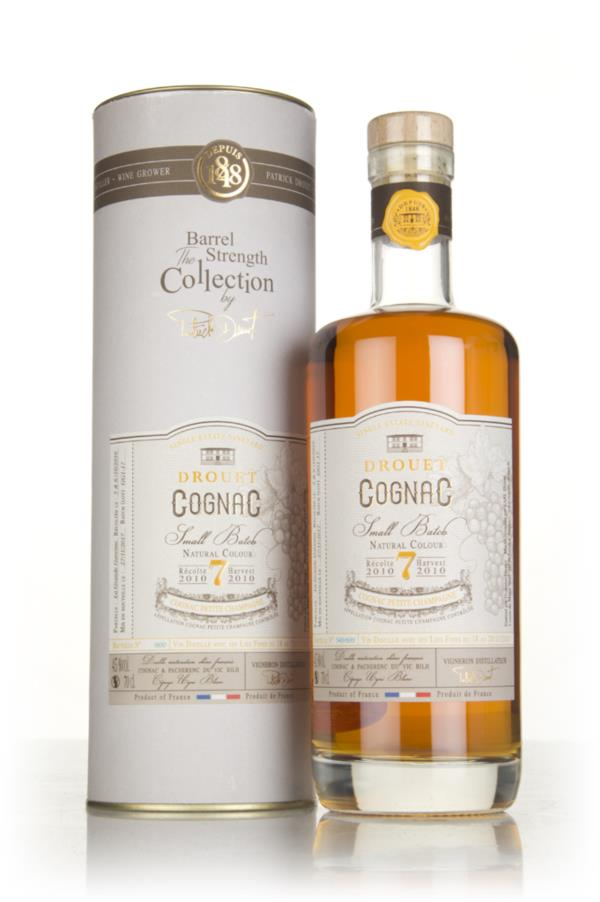 Drouet Small Batch Cognac 2010 - Pacherenc Cask Finish Hors dage Cognac