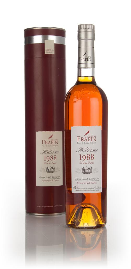Frapin Millesime 25 Year Old 1988 Grande Champagne Hors dage Cognac