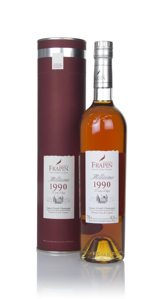 Frapin Millesime 27 Year Old 1990 Grande Champagne Hors dage Cognac