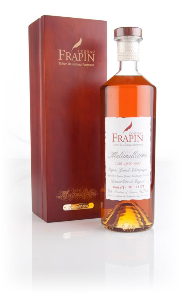 Frapin Multimillesime No.6 Cognac 3cl Sample Hors dage Cognac