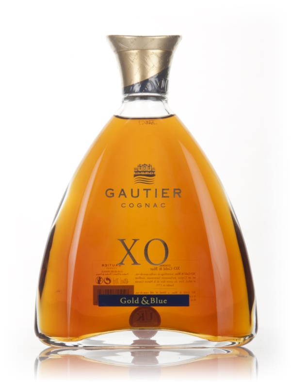 Gautier XO Gold & Blue Cognac 3cl Sample XO Cognac