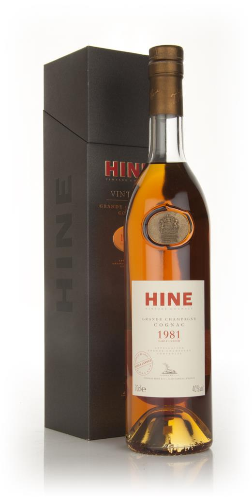 Hine 1981 Early Landed - Grand Champagne XO Cognac