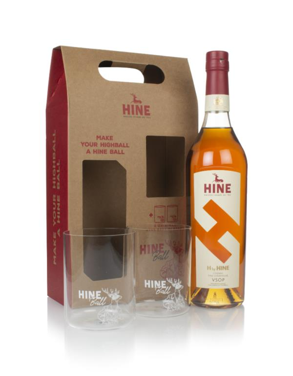 H by Hine  VSOP Gift Pack with 2x Glasses VSOP Cognac
