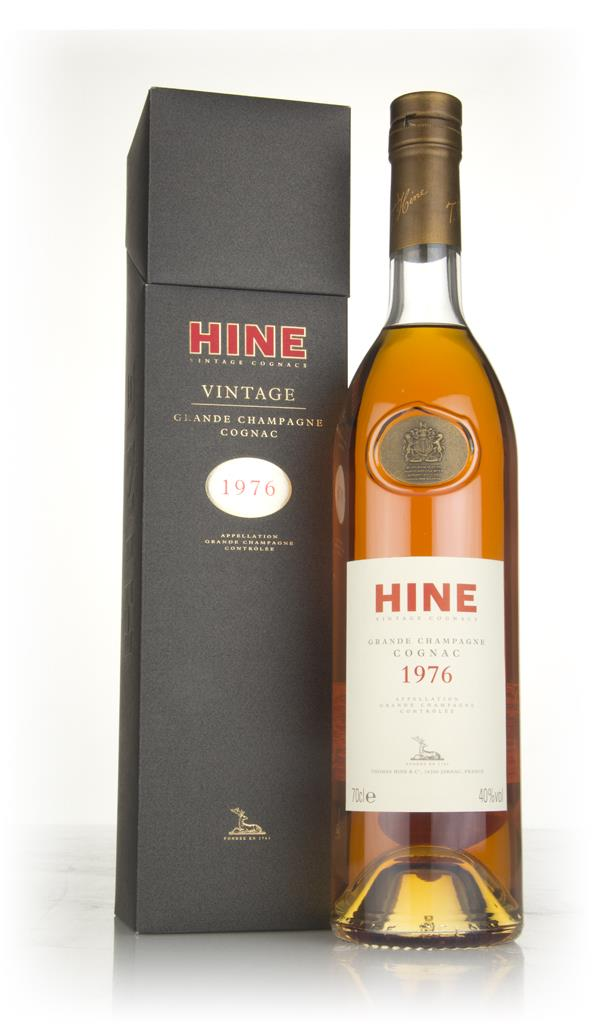 Hine 1976 Grande Champagne Hors dage Cognac