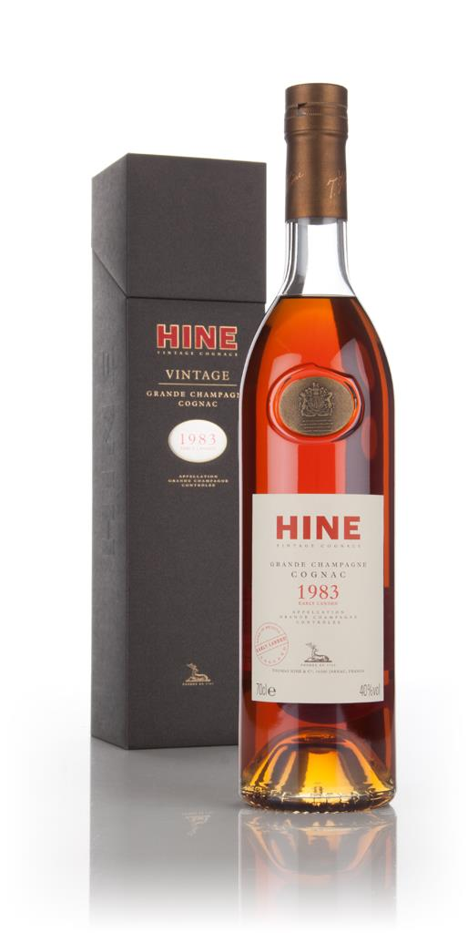 Hine 1983 Early Landed - Grande Champagne Cognac 3cl Sample XO Cognac