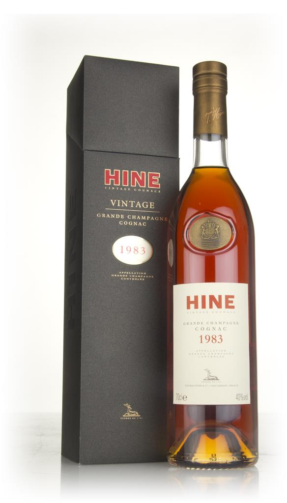 Hine 1983 Grande Champagne Hors dage Cognac